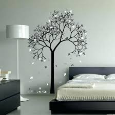 cherry blossom tree vinyl wall decal large wall tree decal forest