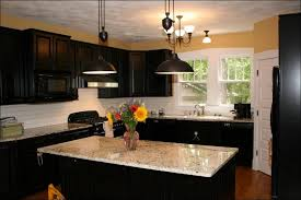 How To Paint Kitchen Cabinets White Without Sanding Kitchen Cream Colored Cabinets Pretty Kitchen Colors How To