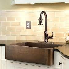 farmhouse faucet kitchen farmhouse kitchen sink faucets electricnest info