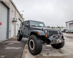 jeep wrangler grey 3m vinyl vehicle wrap our jeep jk gets a new paint job without