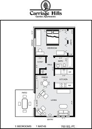 1 Bedroom 1 1 2 Bath House Plans Pensacola Apartment Floor Plans