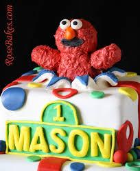 elmo birthday cakes 1st birthday elmo bursting out of a cake smash cake