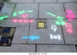spray painted pavement stock photos u0026 spray painted pavement stock