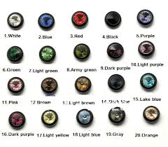 cool ear studs free shipping fashion stud earrings colors stones