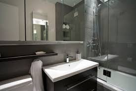modern vintage black and white bathroom ideas stylish interesting