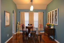 Blue Dining Room by Your Little Birdie New Blue Dining Room