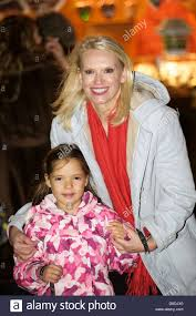 anneka rice attends the opening of hyde park winter