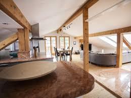 Wohnzimmer Mit Essbereich Design Ferienwohnung Auszeit Maisonette Garmisch Partenkirchen Firma