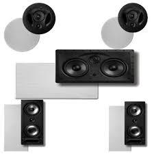 3 Way Ceiling Speakers by Buy Polk Audio 265 Rt 3 Way In Wall Speaker Pair Plus A Polk