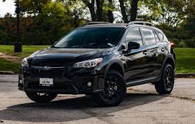 subaru crosstrek rims subaru crosstrek lifted enkei package vip auto accessories