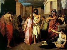 Tiresias The Blind Prophet Oedipus Rex Wikipedia