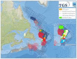 tgs announces new 2d multi client acquisition offshore eastern