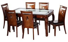 Dining Table India Glass Dining Table Price In India Gallery Dining