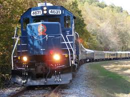 blue ridge scenic railway enjoy the beautiful fall colors and