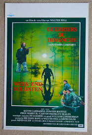 Southern Comfort 1981 Scream And Shout Quint Takes A Look At Walter Hill U0027s Southern