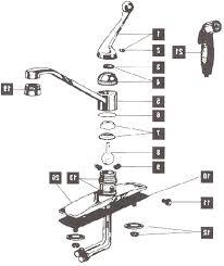 moen kitchen faucet sprayer repair 15 images bathroom sink