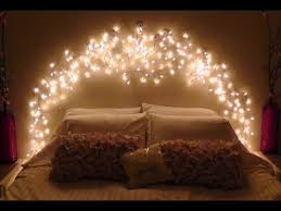 4 ways to decorate the room with string lights the ocm