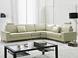 sofa stockholm left or right leather sectional sofa stockholm beige