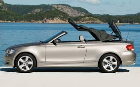 bmw series 5 convertible 2008 bmw 1 series convertible look motor trend
