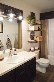 farmhouse style bathroom makeover on a budget u2014 the other side of