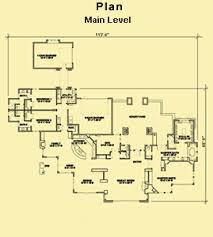 Floor Plans With Courtyard Lake View House Plans 1 Story With An Entry Courtyard