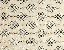 fes wool shag rug ivory slate 5 u0027x8 u0027 decorist