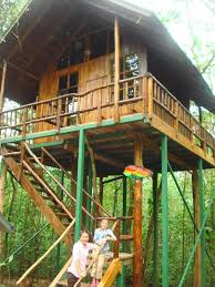 Treehouse Hotel In Costa Rica Teen Travel Babble Travel Adventures And Reviews For Teens