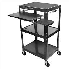 Standing Desk On Wheels Best 25 Portable Computer Desk Ideas On Pinterest Computer Ups