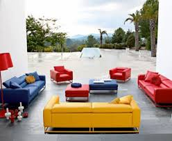yellow living room top 69 great royal blue and yellow living room industrial loft plus