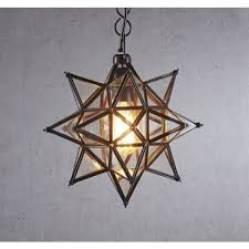 monrovian light moravian pendant light fixture geometric pendant