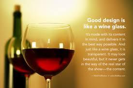 Beautiful Wine Glasses 2fold Collective Good Design Is Like A Wine Glass 2fold