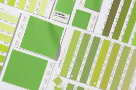 pantone u0027s new color of the year is greenery vogue
