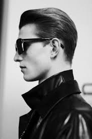 Undercut Hairstyle Men Back by Justin Timberlake U0027s Slick Back Undercut Hairstyle Mens