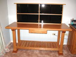 custom reloading bench wood benches with storage fine plans corglife