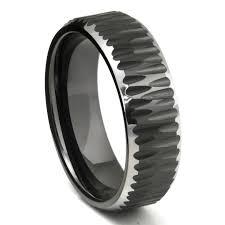 kays black engagement rings wedding rings mens tungsten wedding bands jewelers black