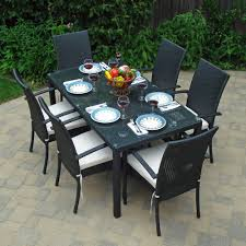 outdoor dining table cover amazing of outdoor patio dining set patio dining table and chairs