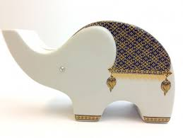 animal planter elephant flowerpot floral pot plant holder cute elephant planter