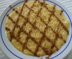 dessert portugais cuisine aletria portugal recette de aletria portugal marmiton