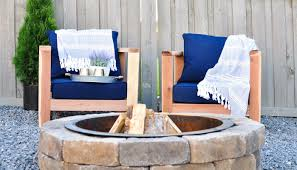 Diy Outdoor Chair Plans Diy Modern Outdoor Chair Buildsomething Com