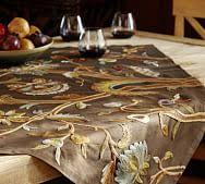 thanksgiving cloth napkins pottery barn