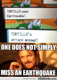 Earthquake Meme - pokemon memes google search projects to try pinterest
