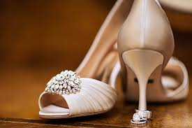 wedding shoes nyc shoes bags photos bridal shoes with rings inside weddings