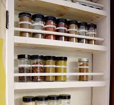 Best Spice Rack With Spices How To Build A Diy Spice Rack