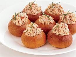 lobster roll recipe mini brioche lobster rolls recipe grace parisi food wine