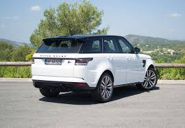 land rover sports car hire range rover sport svr rental rent range rover sport svr