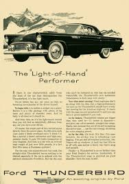 directory index ford thunderbird 1955