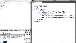 html tutorial udacity intro to html and css adding style in sublime text youtube