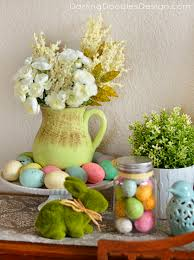 Easter Spring Decorating by Easter And Spring Decorating Ideas Darling Doodles