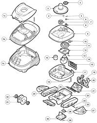 Intex Pool Frame Parts Hayward Pool Vac Xl Pool Cleaner Replacement Parts Parts