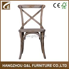 Vintage Metal And Wood Cafe Chair Cross Back Chair Cross Back Chair Suppliers And Manufacturers At